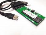 Adaptador SATA a USB M