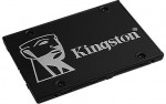 Disco SSD Kingston 256GB KC600 SATAIII 2.5