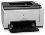 Impresora Laser Color HP CP1025NW 17PPM