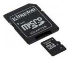 Micro SD Kingston 16GB con Adaptador