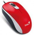 Mouse Genius DX-110 USB 1200 dpi White