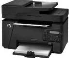Multifuncion Laser HP M127FN LJ 21PPM Red Fax