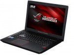 Notebook Asus i7-7700HQ Gaming 12GB