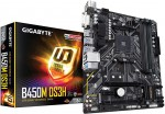 Placa Madre Gigabyte AM4 B450M DS3H