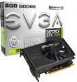 Placa Video EVGA GTX 750 TI 2GB DDR5
