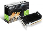 Placa Video MSI 2GB GT 710 2GD3 DDR3