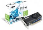 Placa Video MSI GT 730K 2GB DDR5