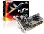Placa Video MSI Geforce N210 1GB DDR3