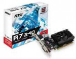 Placa Video MSI R7 240 2GB DDR3