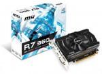 Placa Video MSI R7 360 OC 2GB