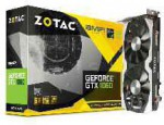 Placa Video Zotac GTX 1060 6GB DDR5