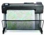 Plotter HP T730 Designjet F9A29A 91CM