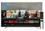 TV TCL L55C2 Smart 4K 55P Android