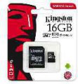 Tarjeta Micro SD Kingston 16Gb