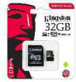 Tarjeta Micro SD Kingston 32GB