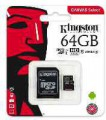 Tarjeta Micro SD Kingston 64GB