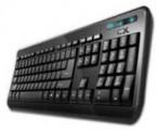 Teclado CX WK-518B Multimedia Black USB