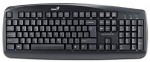 Teclado Genius KB-100 USB Black 100