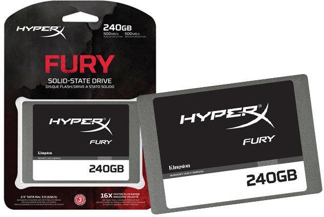 Disco SSD Kingston 240GB - Clickear en Imagen para Cerrar