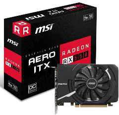 Placa Video MSI RX 550 AERO 2GB DDR5 - Clickear en Imagen para Cerrar